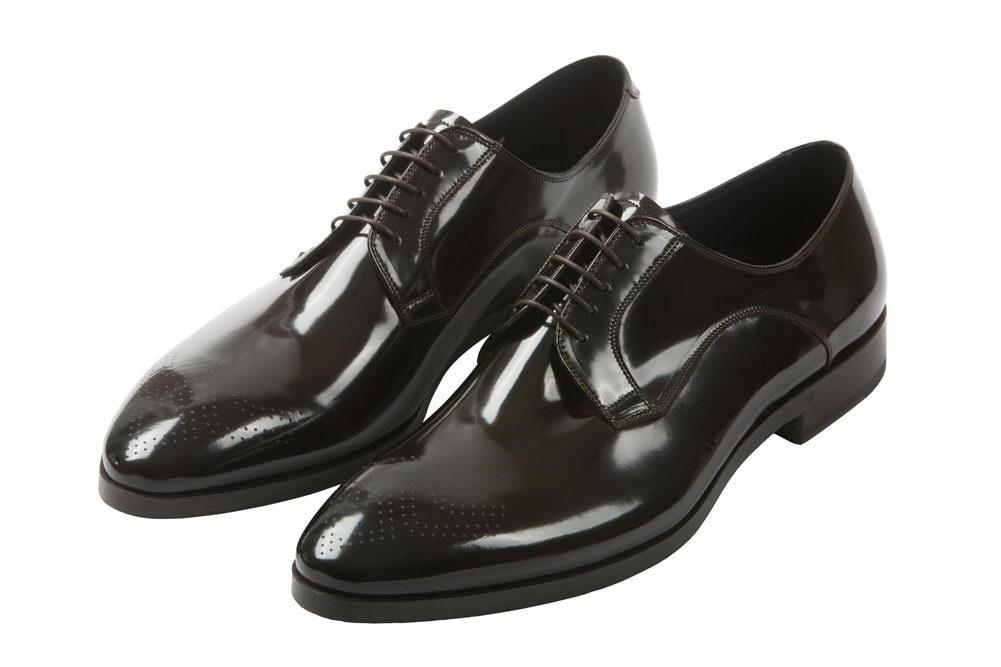 Мужские ботинки 2158 из натуральной кожи Barracuda