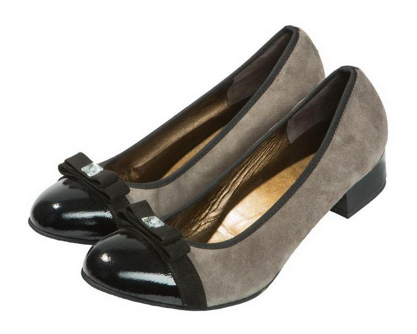 Женские туфли 8959 Martina из натуральной замши