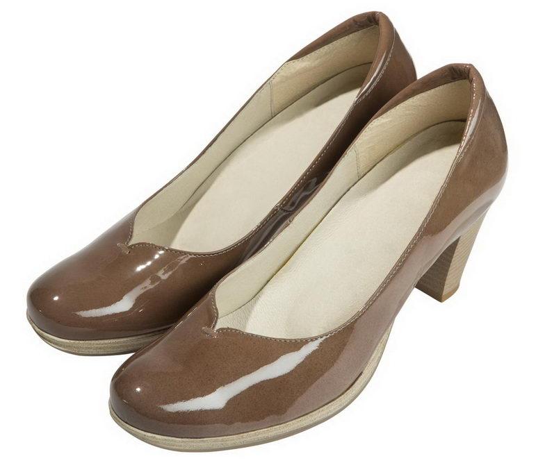 Женские туфли Softwaves 4436503 из лакированной кожи