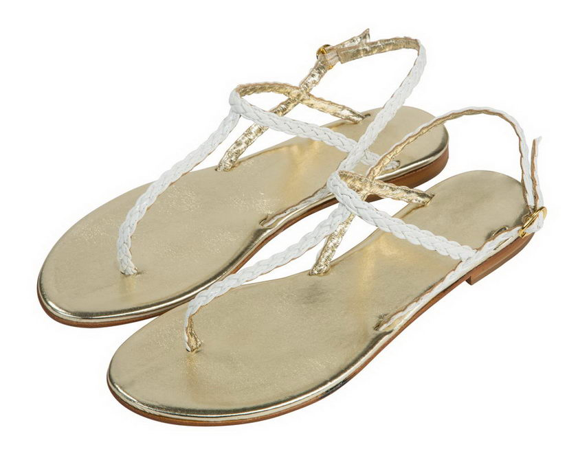 Женские сандали Martina из кожи 0605