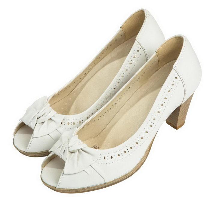 Женские туфли 4436603 Softwaves из натуральной кожи