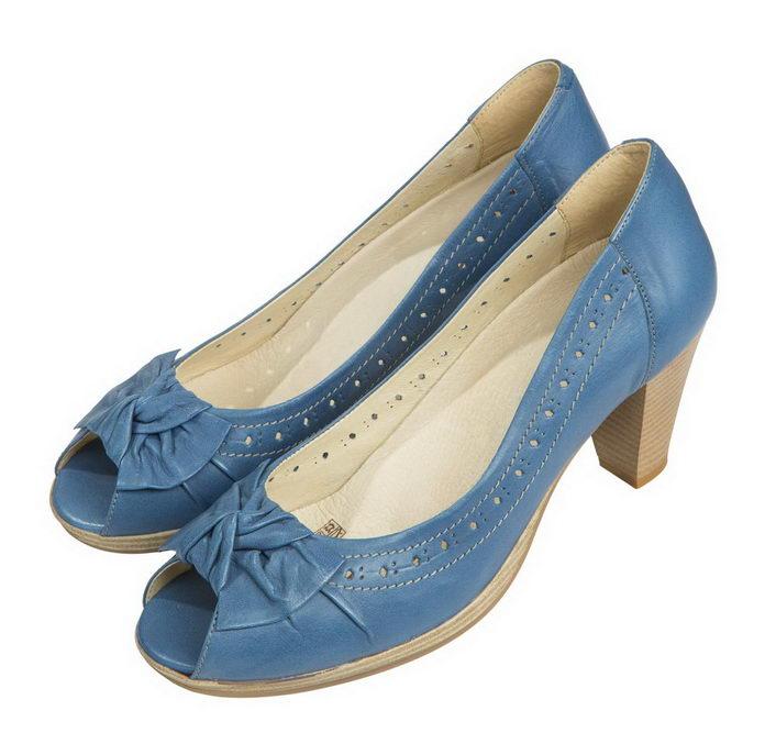 Женские туфли Softwaves 4436601 из натуральной кожи
