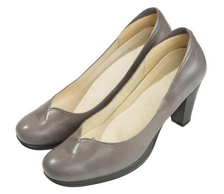 Женские туфли из натуральной кожи 4436502, Softwaves
