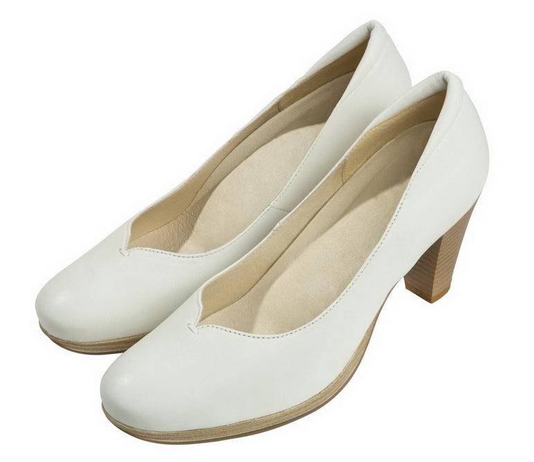 Женские туфли, 4436501 из натуральной кожи Softwaves