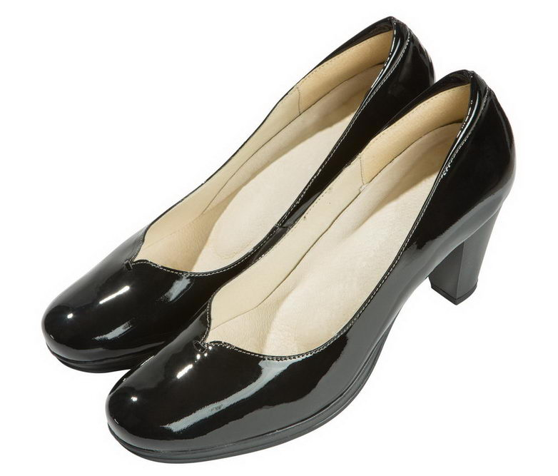 Женские туфли, Softwaves 44365 из лакированной кожи