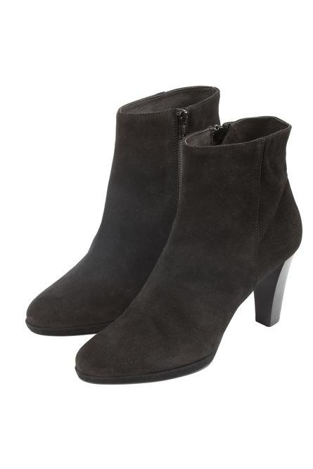Женские ботинки из натуральной замши, 118801, Martina