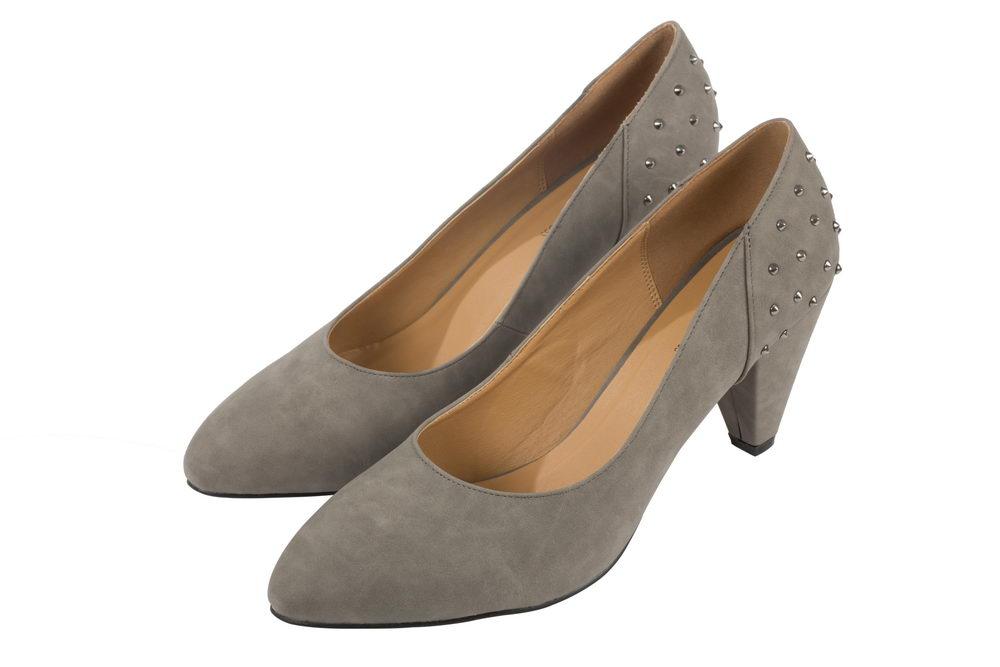 Женские туфли Barefoot Tess 1159 из натуральной замши