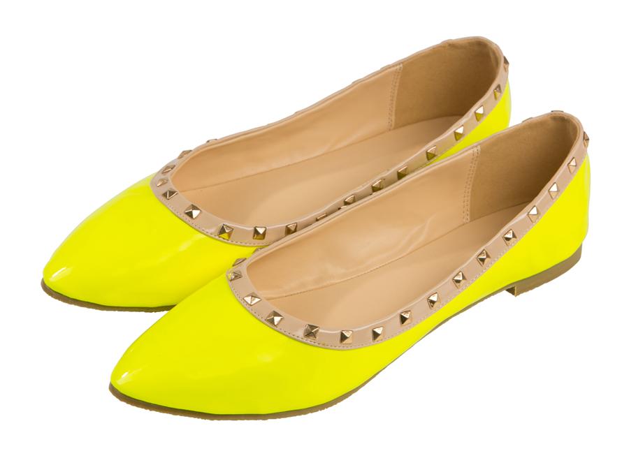 Женские балетки Barefoot Tess 119301 из кожи