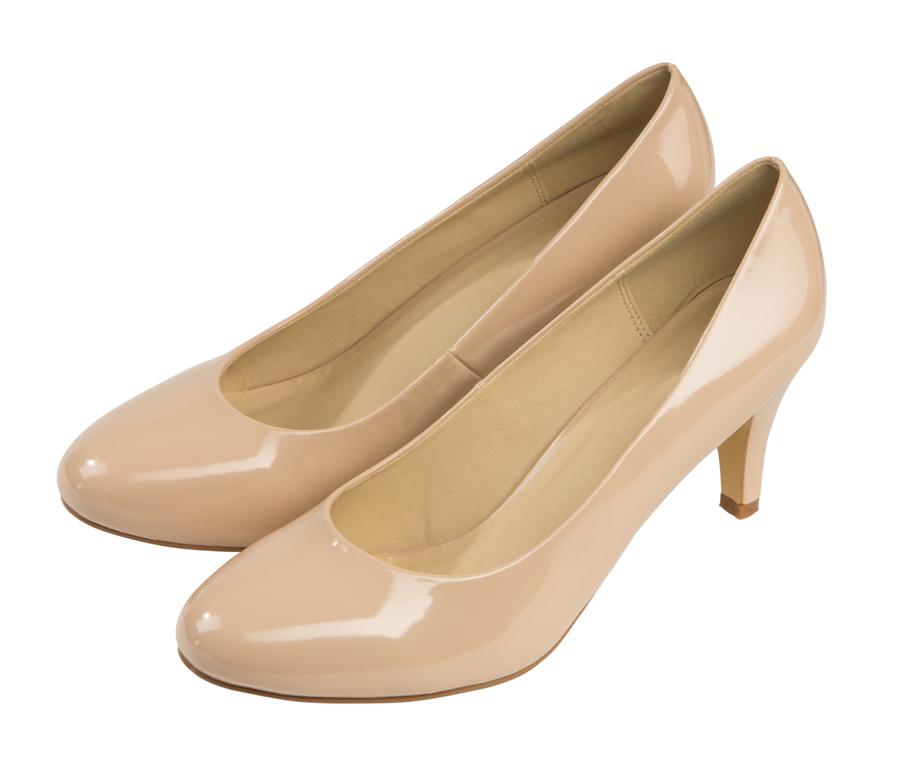 Женские туфли из кожи 1183 Barefoot Tess