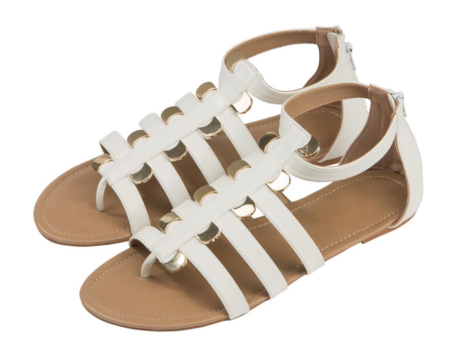 Женские сандали 1190 из кожи Barefoot Tess