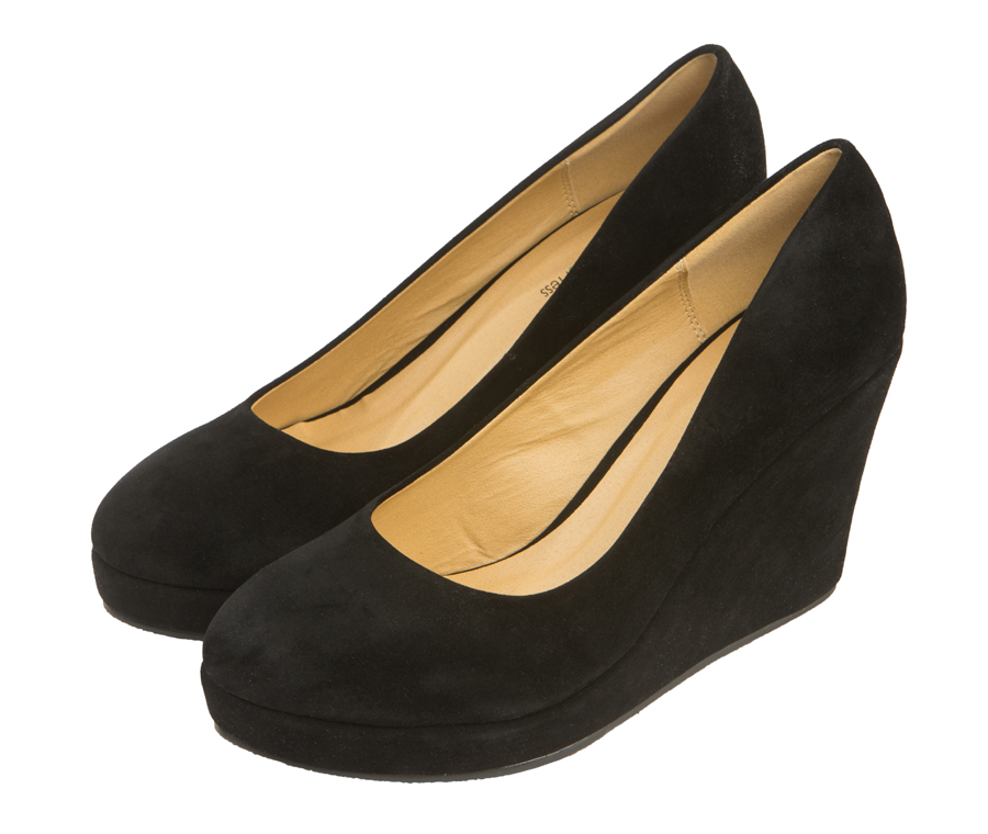 Женские туфли Barefoot Tess из замши 1168
