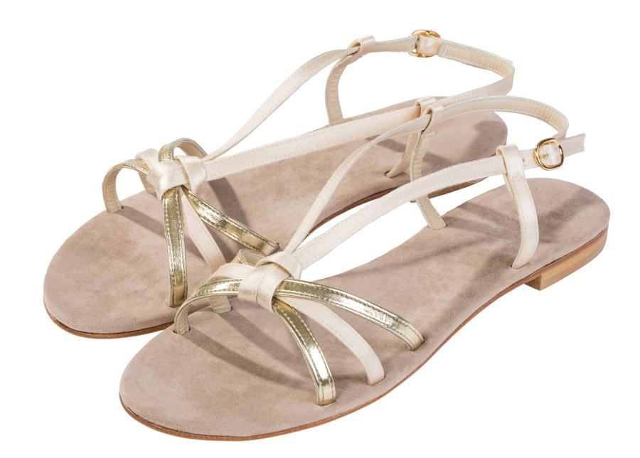 Женские сандали из замши 0360 Martina