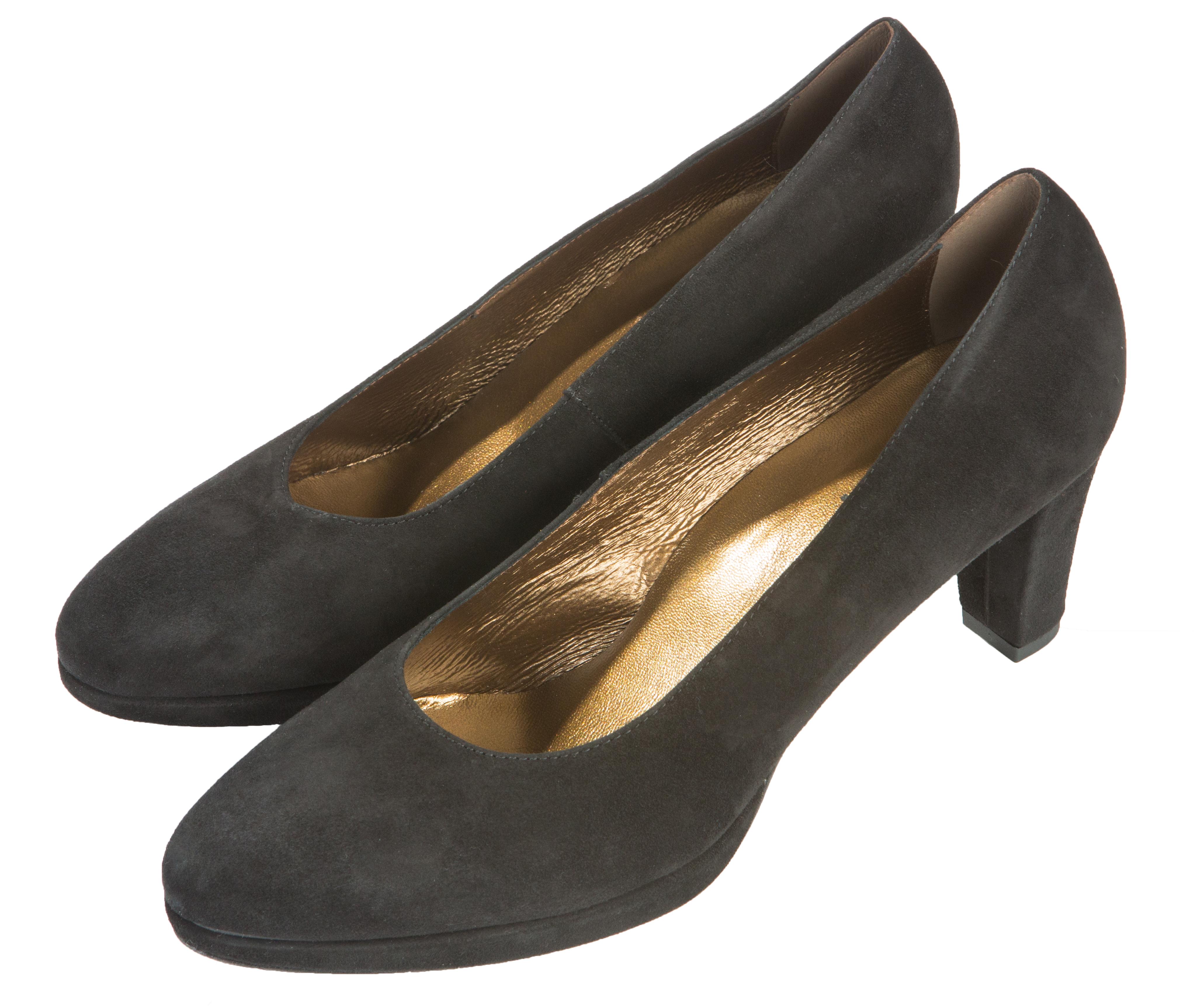 Женские туфли 910001 из замши Martina