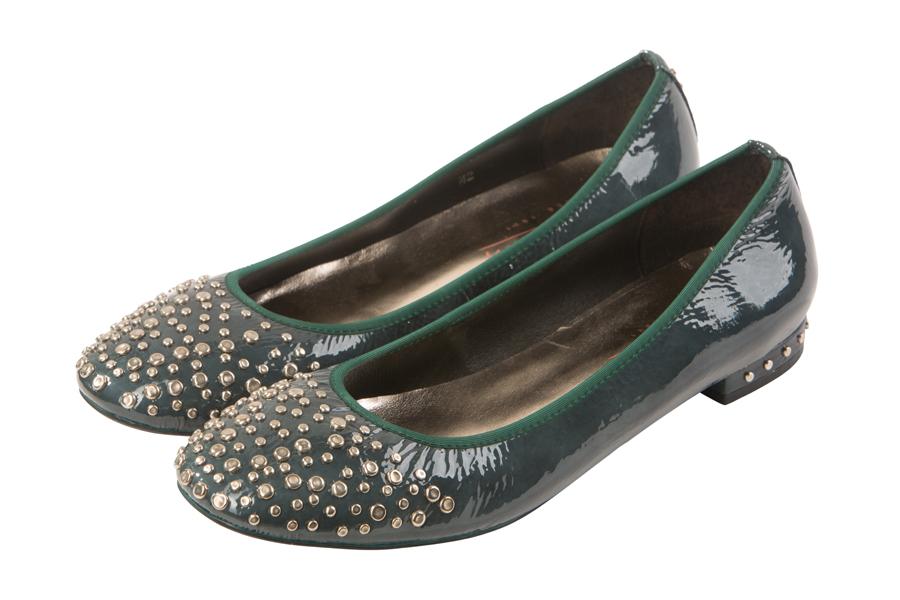 Женские туфли Petille из лакированной кожи JB.Martin