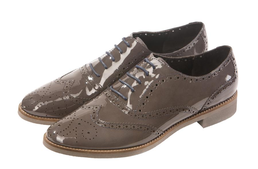 Женские ботинки из лакированной кожи 3Bevlano, JB.Martin