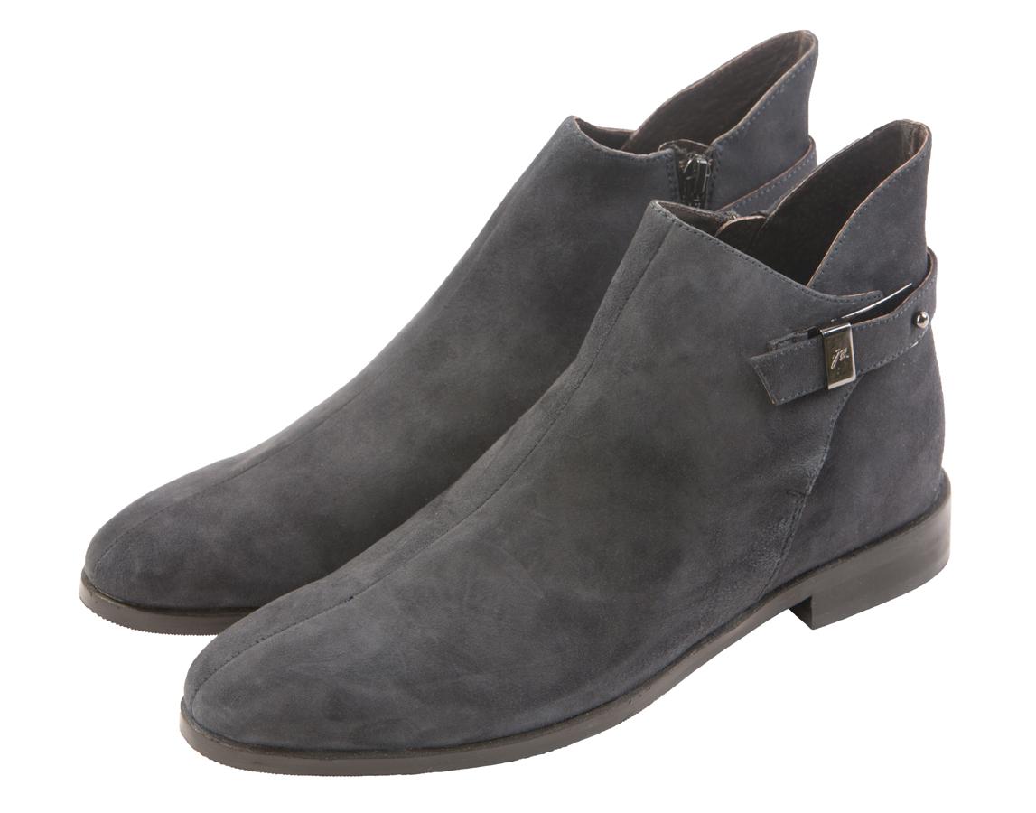 Женские ботинки JB.Martin из замши Goonies